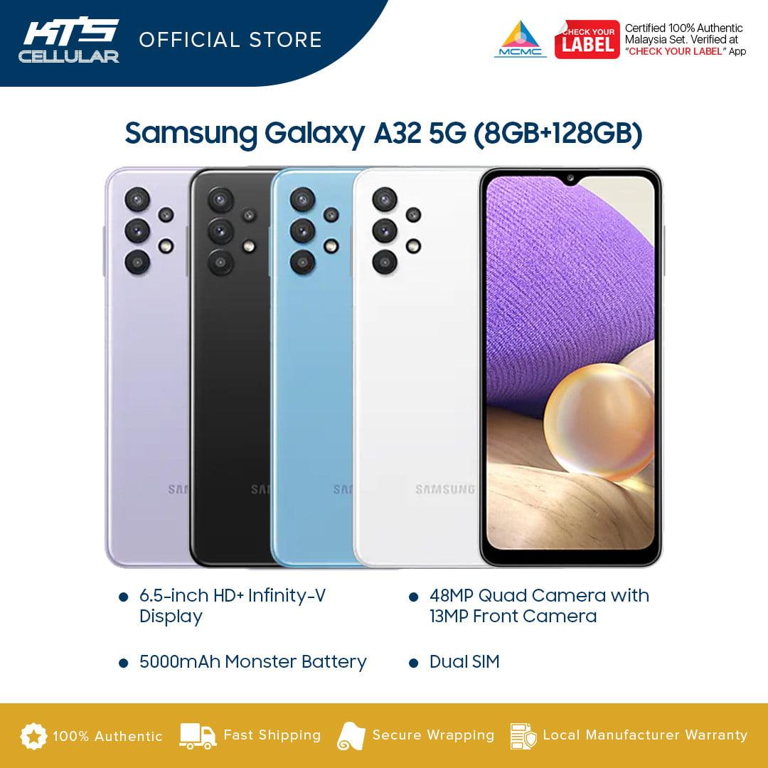 Samsung Galaxy A32 5G Smartphone Malaysia