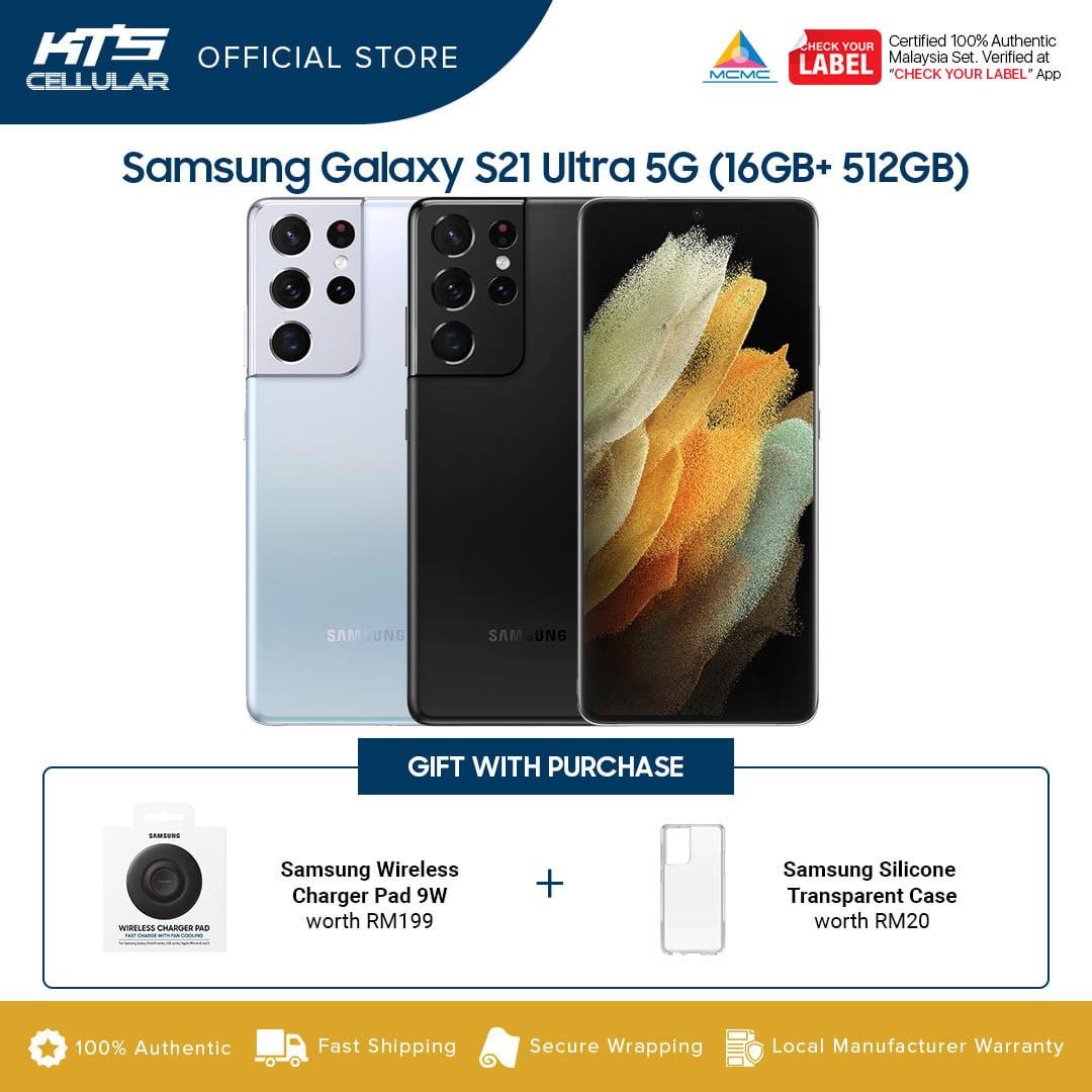 Samsung Galaxy S21 5G Smartphone (8GB + 128GB) Malaysia